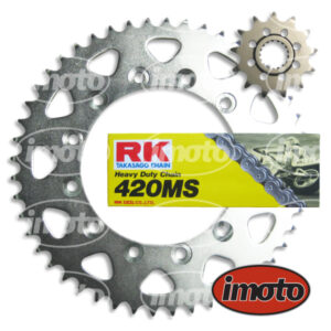 Chain & Sprocket Kit HONDA XR80 1985-2003