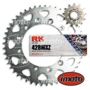 Chain & Sprocket Kit SUZUKI RM80 1982-2001