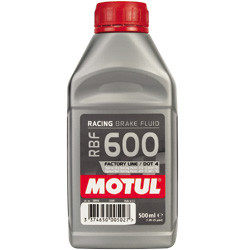 MOTUL RBF660 RACING BRAKE FLUID 500ML